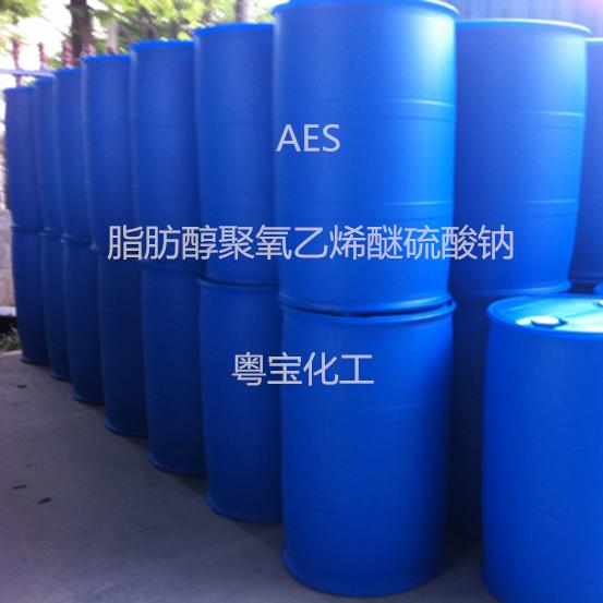 AES_脂肪醇醚硫酸钠AES_脂肪醇聚氧乙烯醚硫酸钠